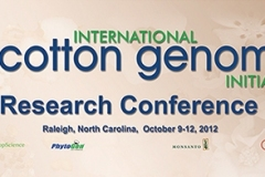 Cotton Genome Research Conference