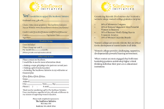 Sunflower Initiative Brochure