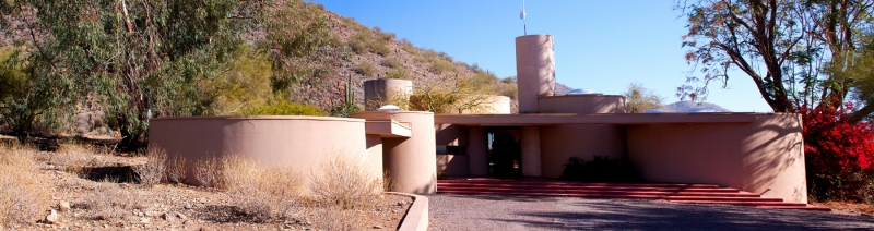 Taliesin West guest house