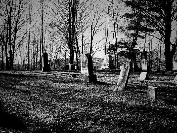 Forgotten Cemetery