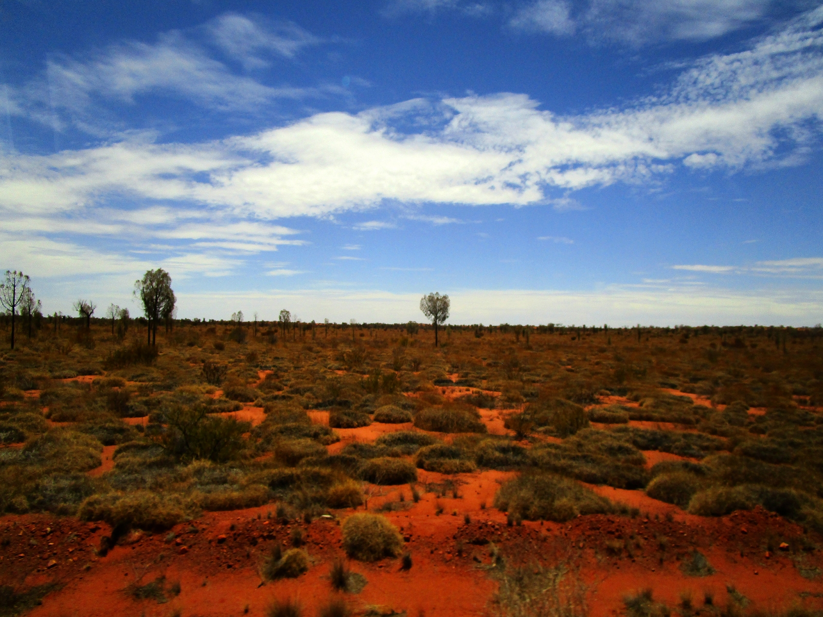 Outback in Australia